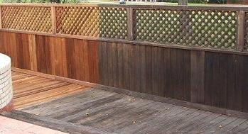 Wood decking cleaning Eltham
