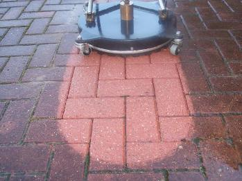Patio cleaning Eltham London